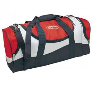Sports Bags Tri Colour