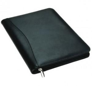 A4 Bonded Leather Compendium