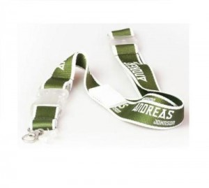 Lanyards Woven Polyester